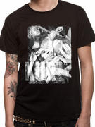 Kurt Cobain (Crowd Dive) T-shirt