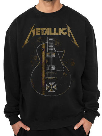 Metallica (Hetfield Iron Cross) Crewneck Preview
