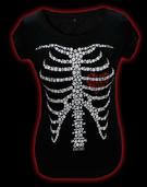 The White Stripes (Skeleton) T-shirt