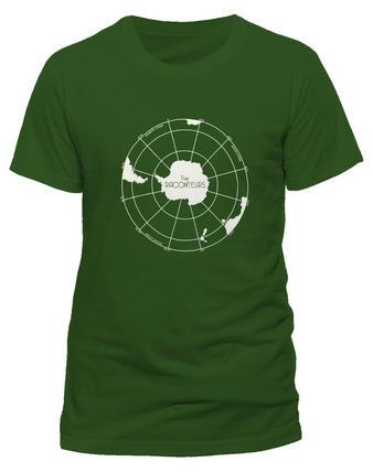 The Raconteurs (Antarctica) T-shirt Preview