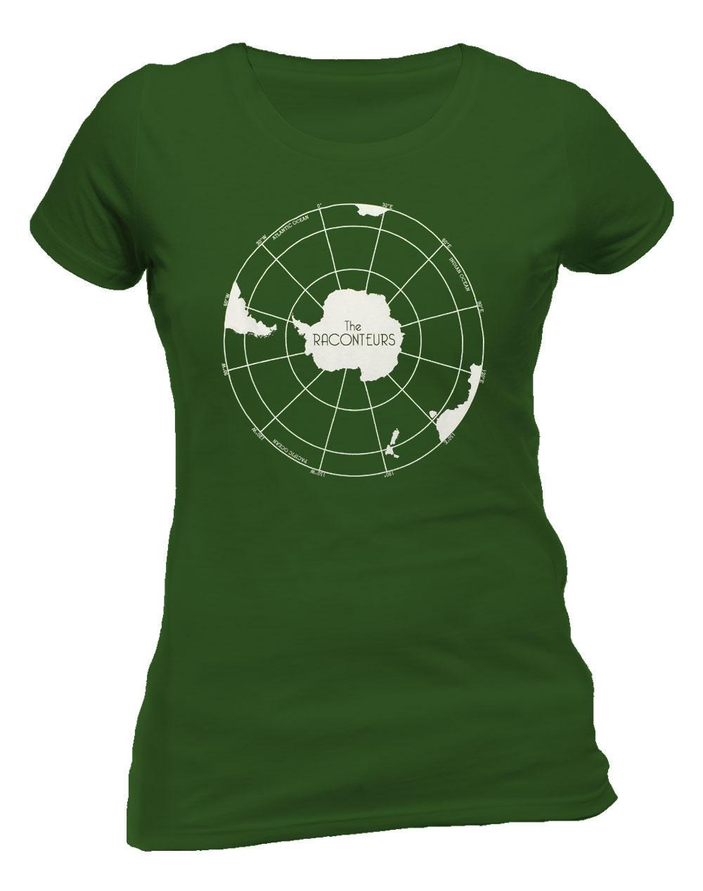 The Raconteurs (Antarctica) T-shirt