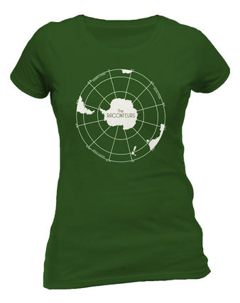 The Raconteurs (Antarctica) T-shirt Preview