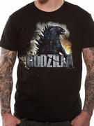 Godzilla (Cracked Logo) T-shirt