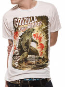 Godzilla (Japanese Poster) T-shirt