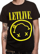 Letlive (Smile) T-shirt