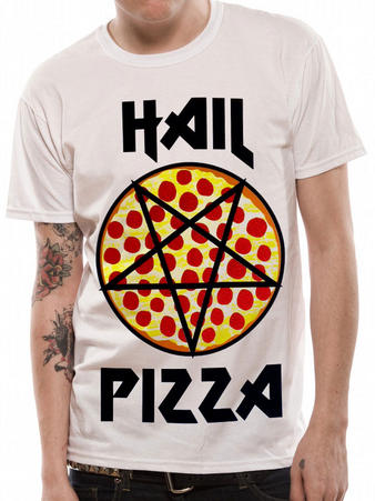 Shirts For A Cure (Hail Pizza) T-shirt Preview