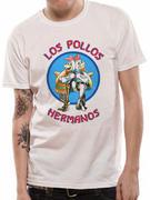 Breaking Bad (Los Pollos) T-shirt
