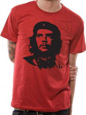 Che Guevara (Red Face) T-shirt Preview
