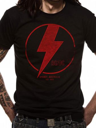 AC/DC (Sydney) T-shirt Preview