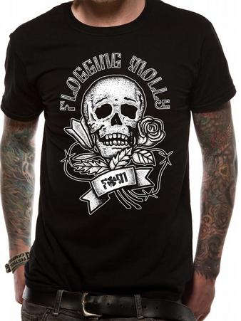Flogging Molly (Roses) T-shirt