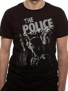 The Police (Japanese Poster) T-shirt
