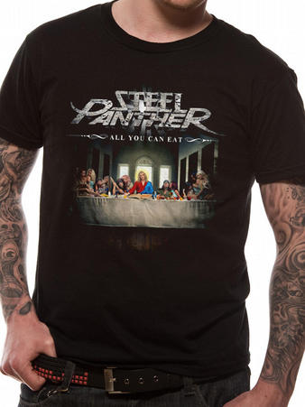 Steel Panther (All You Can Eat) T-shirt Preview