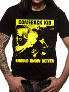 CBK (Should Know Better) T-shirt