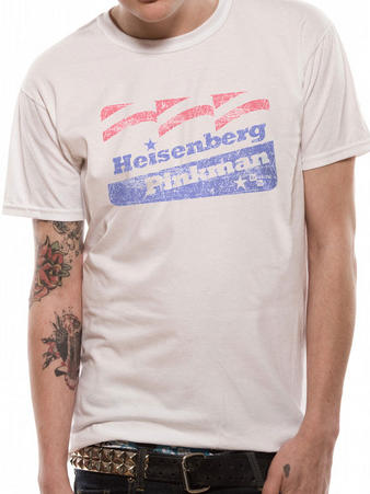 Breaking Bad (Flag) T-shirt Preview