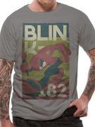 Blink 182 (Vintage Bunny) T-shirt