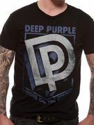 Deep Purple (Smoke) T-shirt