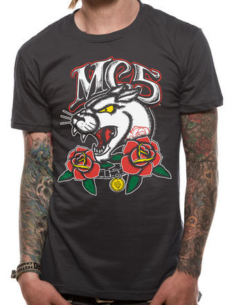 MC5 (Panther) T-shirt Preview