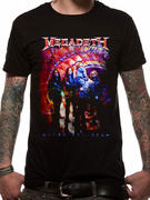 Megadeth (Super Collider Photo) T-shirt