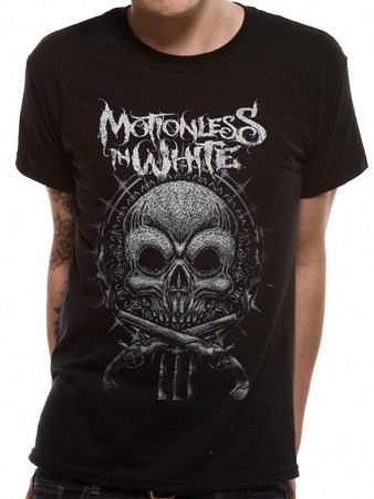 Motionless In White (Skull) T-shirt