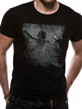 Nirvana (Vintage Nevermind) T-shirt Preview