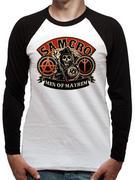 Sons Of Anarchy (Samcro) Baseball Shirt