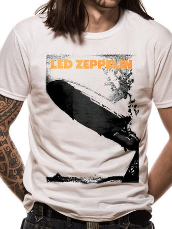 Led Zeppelin (Led Zep I) T-Shirt Preview