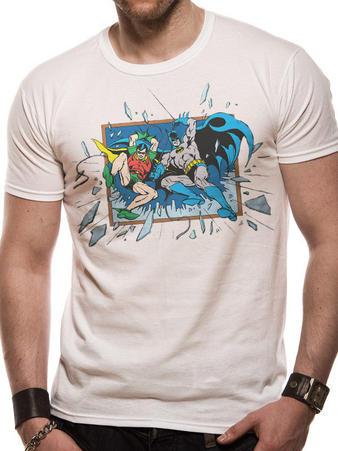 Batman (Window Smash) T-shirt Preview