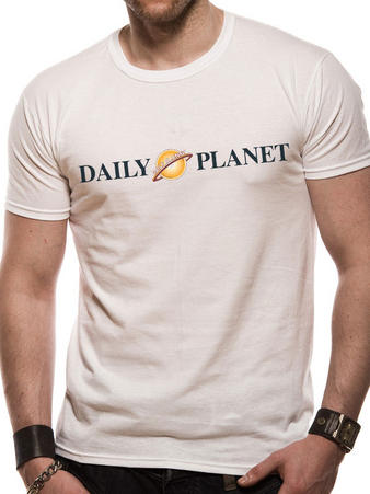 Superman (Daily Planet) T-shirt Preview