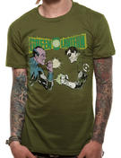 Green Lantern (Sinestro Battle) T-shirt
