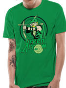Green Arrow (Circle) T-shirt