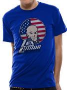 Lex Luthor (Flag) T-shirt Thumbnail 1