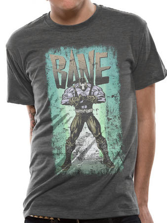 Bane (Distressed) T-shirt Preview