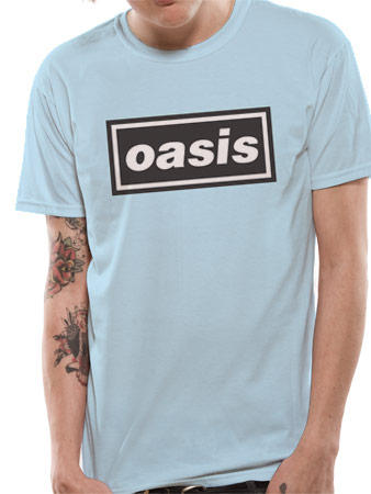 Oasis (Definitely Maybe) T-shirt Preview
