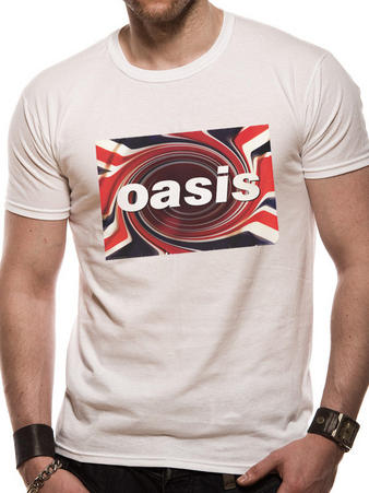 Oasis (Twirl) T-shirt Preview