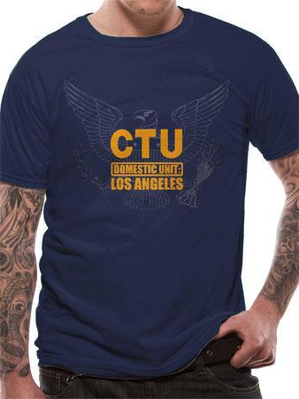 24 (CTU Eagle) T-shirt Preview