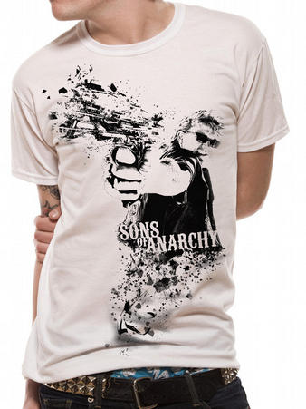 Sons Of Anarchy (Shattering Gun) T-shirt Preview