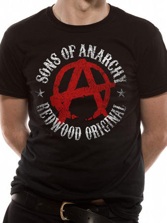 Sons Of Anarchy (Symbol) T-shirt Preview