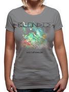 Blondie (Ghosts Of Download) T-shirt