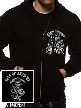 Sons Of Anarchy (Samcro) Hoodie Preview