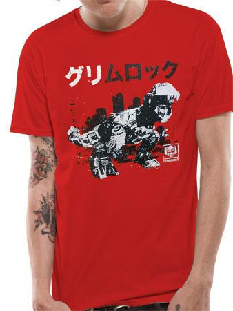 Transformers (Grimlock) T-shirt