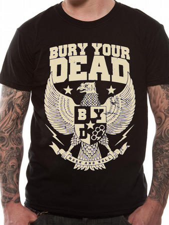 Bury Your Dead (Eagle Crest) T-shirt Preview