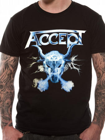 Accept (Blind Rage) T-shirt Preview