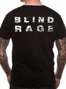 Accept (Blind Rage) T-shirt Thumbnail 2