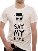 Breaking Bad (Say My Name) T-shirt