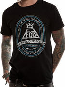 Fall Out Boy (Young Volcanoes) T-shirt