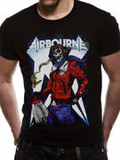 Airbourne (Skeleton Man) T-shirt