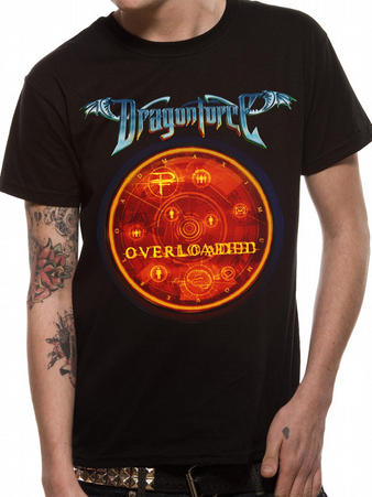 Dragonforce (Maximum Overload) T-shirt Preview