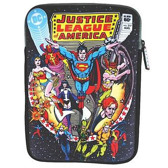 Justice League (Cover) Tablet Sleeve Preview