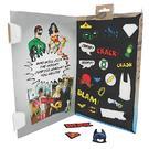 Justice League (Fancy Dress) Fridge Magnets Thumbnail 2