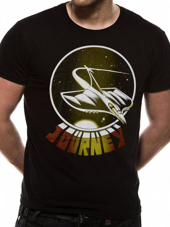 Journey (Spaceship) T-shirt Preview